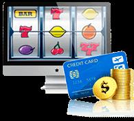 Eerste creditcard betaling